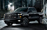 Новую версию пикапа Silverado Midnight Edition покажут в феврале в Чикаго